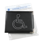 Esposti Disabled Badge and Timer Wallet